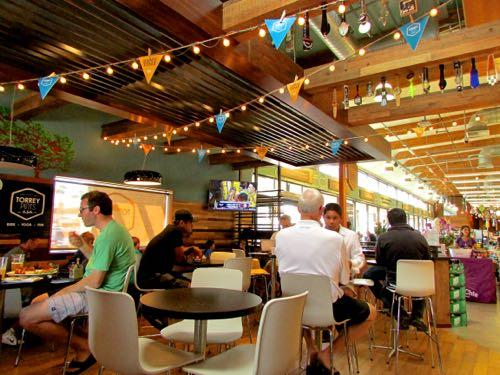 Whole Foods La Jolla Bar